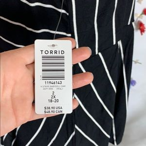 torrid Tops - Torrid super soft striped tank